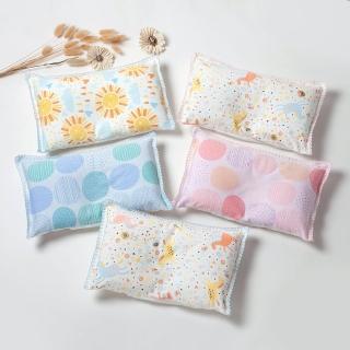 【聖哥Newstar明日之星】MIT 嬰兒枕純棉 熱賣推薦(MIT台灣製造、柔軟舒適、媽咪推薦)