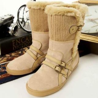 【asics】女--時尚鞋 HANNA(棕TQA317-0505)