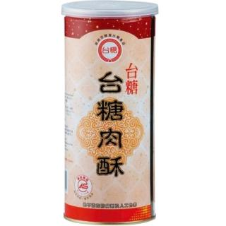 【臺糖】臺糖肉酥(300g-罐)