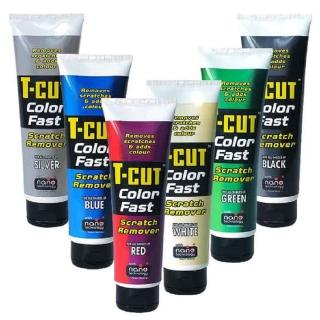 【CarPlan卡派爾】T-CUT Color Fast Scratch Remover 色彩刮痕修補劑