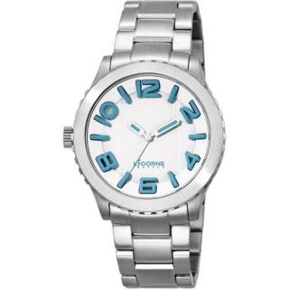 【LICORNE】躍動積木王國時尚腕錶(藍LI015MWWA-N)