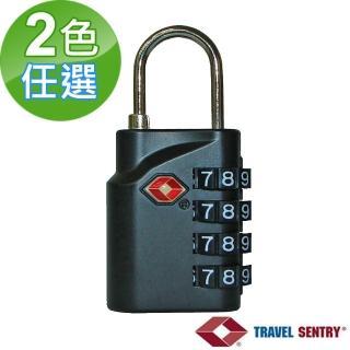 【TSA海關鎖】4碼鎖(1入)