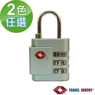 【TSA海關鎖】3碼鎖(2入)
