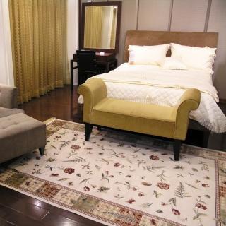 【范登伯格】薩比精緻雅典柔爽絲質感地毯玄關墊-小品-共三色(140x190cm)