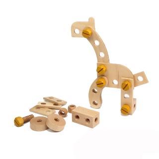 【PlayMe】動物螺絲積木