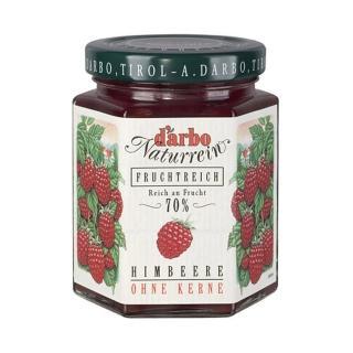 【Darbo 奧地利】70%果肉天然風味果醬-覆盆莓(200g)