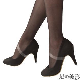 【足的美形】隱形魔束鞋套量販包(亮面版10雙)