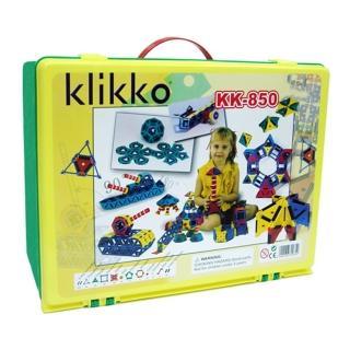 【Klikko】工程智慧片 KK-850(贈建構補充包)