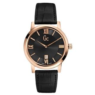 【Gc】紳士風尚日期都會腕錶(玫瑰金 GXX60005G2S)