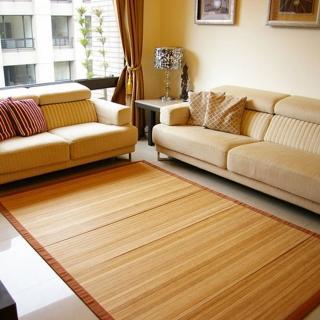 【范登伯格】吉羅☆天然寬竹兩用竹地毯-大款(180x190cm)
