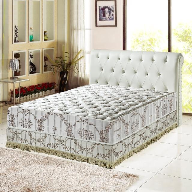 【睡芝寶-RecoTex-Cool涼爽透氣-蜂巢式獨立筒床墊-加大】