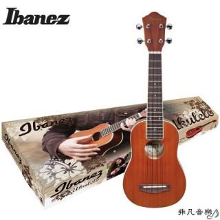 【非凡樂器】IBANEZ 21吋烏克麗麗(Iuks10)