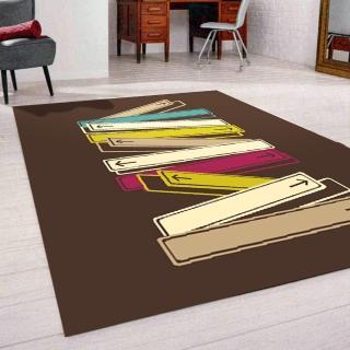 【范登伯格】布雷特☆新生代時尚地毯-彩妮(160x225cm)
