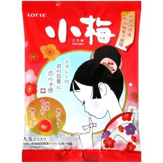 【Lotte樂天】小梅夾心糖(68g)
