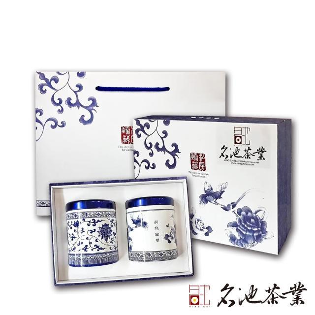 【名池茶業】福壽梨山極品手採茶葉禮盒組(私房臻藏款)