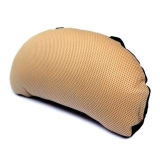 【3D】舒壓透氣枕(半月)