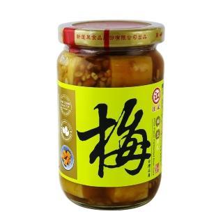 新蓬萊梅子豆腐乳380g