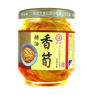 江記辣油香筍175g