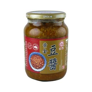 【江記】特大陳年豆醬(840g)
