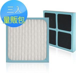 【怡悅】靜電濾網(適用於3M E99/WT168空氣清淨機-3入)