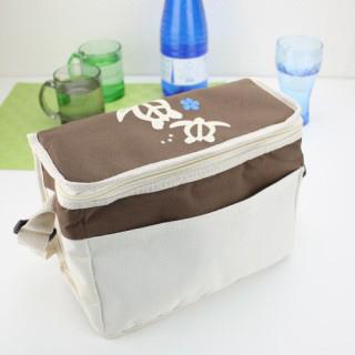 【生活大師】夏綠蒂直式保冷保溫背袋