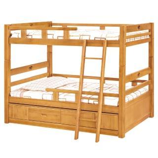 【顛覆設計】賈克抽屜型雙層床
