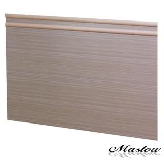 【Maslow-簡約白橡加高型】加大床頭片-6尺(木心板)