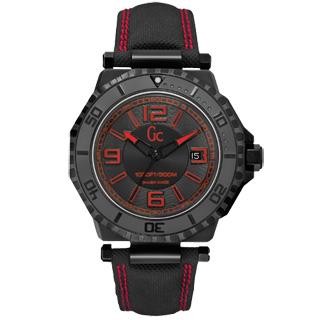 【Gc】龐德爵士尊爵日期腕錶(紅 X79007G2S)