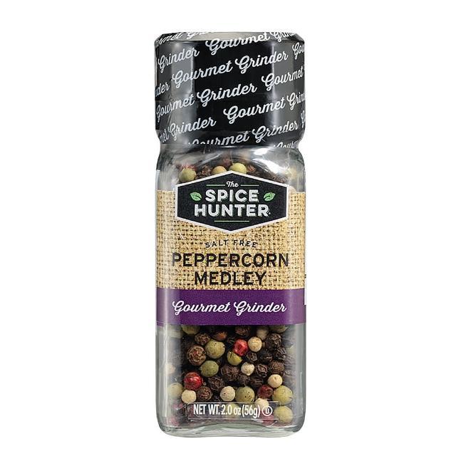 【Spice Hunter 香料獵人】研磨綜合胡椒粒(56g)