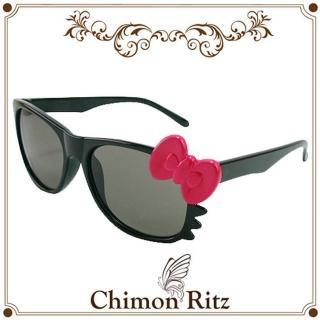 【Chimon Ritz】帥氣貓兒童太陽眼鏡