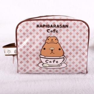 【Kapibarasan 】水豚君咖啡小舖隨身包