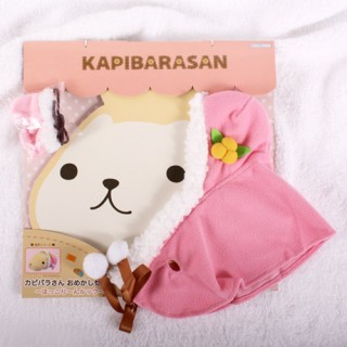 【Kapibarasan】水豚妹DIY衣服-聖誕節(30cm公仔 )