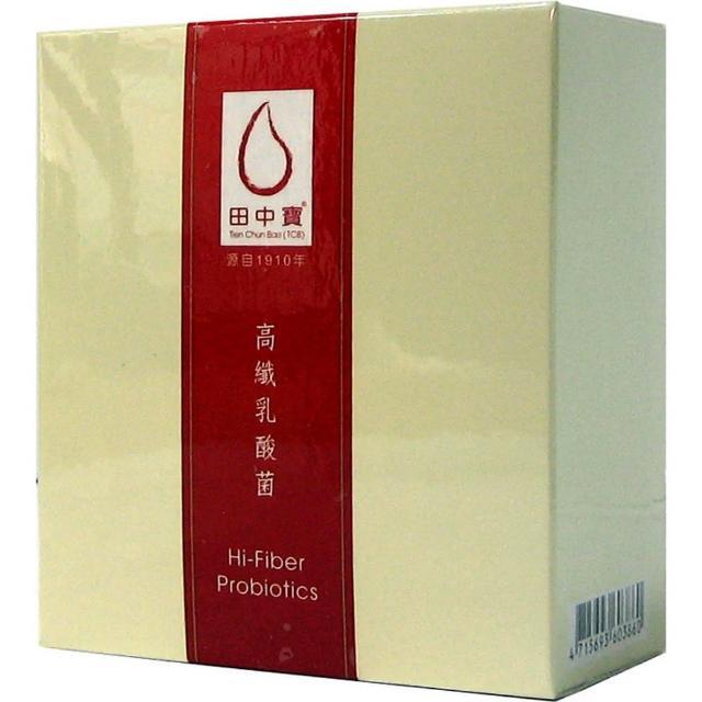 【田中寶】高纖乳酸菌(6公克x20包/盒)