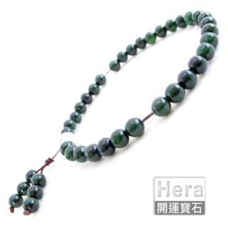 HERA翠綠典藏鐵龍生唸珠/33顆(網)