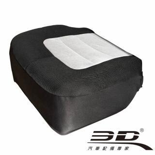 【3D】樂活椅套(騎士灰黑座套1入-通用型)