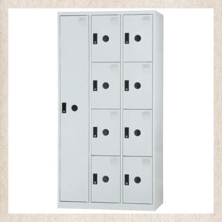 【時尚屋】DJ多用途塑鋼製辦公置物櫃(9-10)