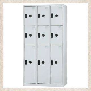 【時帖峞jDJ多用途塑鋼製辦公置物櫃(10-1)