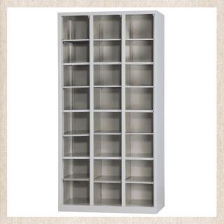 【時尚屋】DJ多用鋼製辦公置物櫃(10-5)