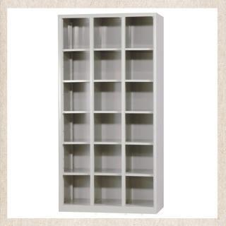 【時尚屋】DJ多用鋼製辦公置物櫃(10-7)