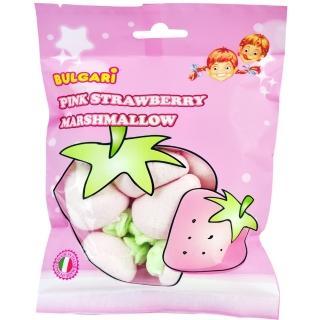 【寶格麗】草莓棉花糖(105g)