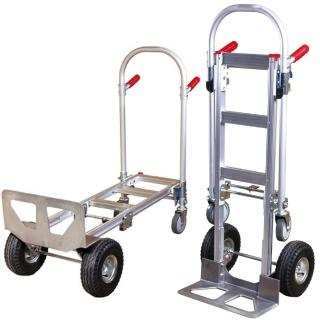 【COLOR】二合一多功能鋁製手推車