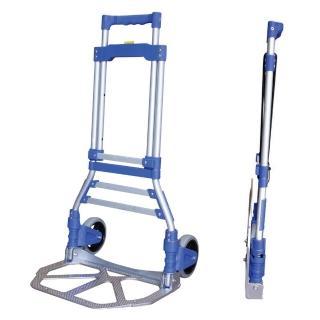 【COLOR】輕量鐵製折疊手推車(50kgs)