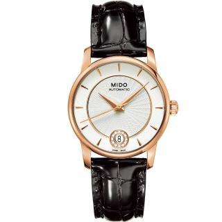 【MIDO】Baroncelli Lady 真鑽腕錶(M0072073603600)