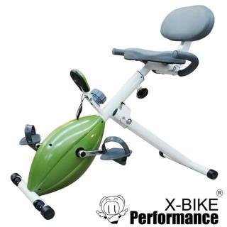 【Performance X-BIKE】RB-1000 臥式磁控健身車(日本抹茶機)