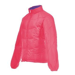 【FOX FRIEND 橋登】女款雙面穿超輕羽絨外套(1090I 粉桃/紫嵐)