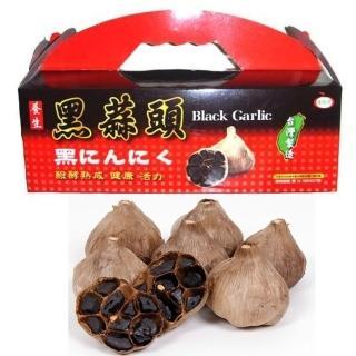 【雲林黑蒜】BLACK GARLIC養生特級黑蒜頭10顆禮盒