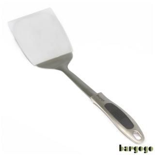 【bargogo】不銹鋼煎鏟(含白色硅膠套)