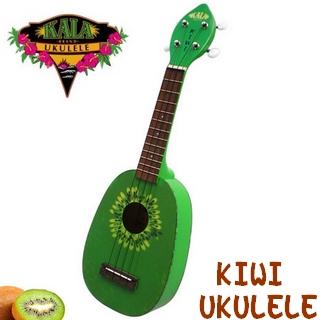 KALA美國大廠品牌21吋烏克麗麗(KIWI)