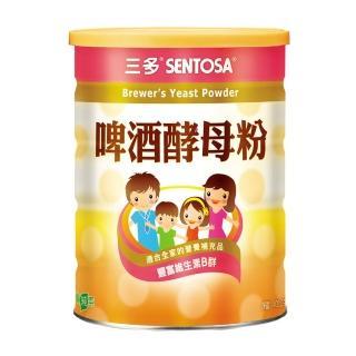 【三多】健康系列_啤酒酵母粉(400g/罐)