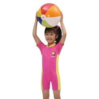 【≡MARIUM≡】兒童連身短袖防寒衣(MAR-2827)